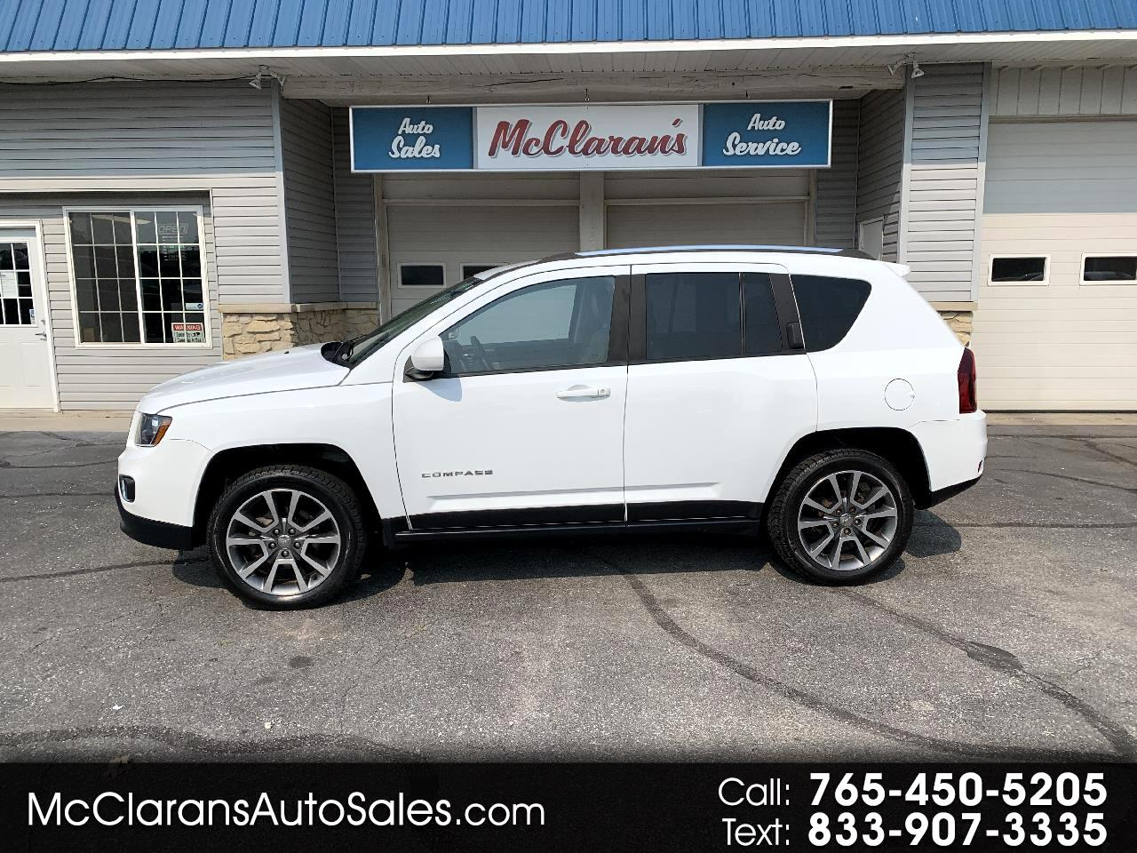 Jeep Compass FWD 4dr Limited 2015