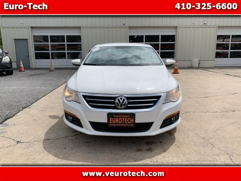 2011 Volkswagen CC Luxury