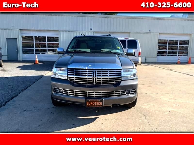 Lincoln Navigator 4WD 4dr Ultimate 2010