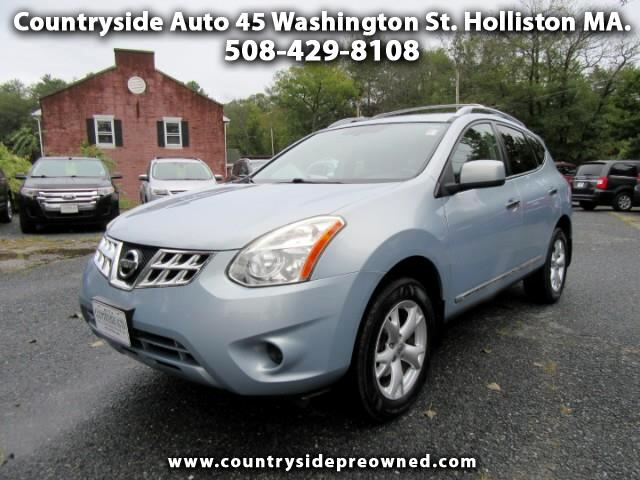 Used 2011 Nissan Rogue For Sale In Holliston Ma 01746 Countryside Auto