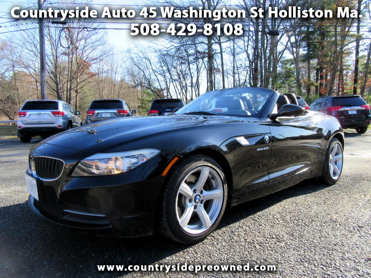 BMW Z4 sDrive28i 2013