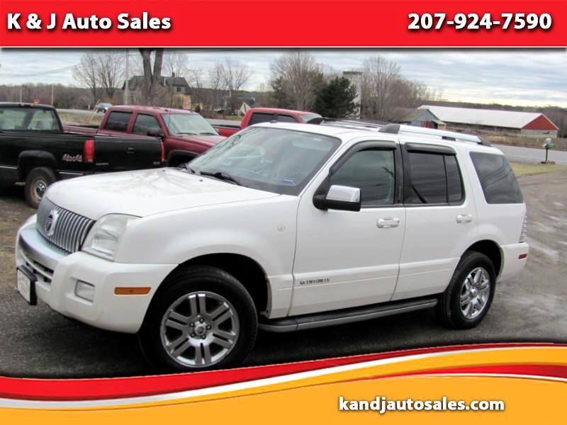 2010 Mercury Mountaineer Premier 4.0L AWD