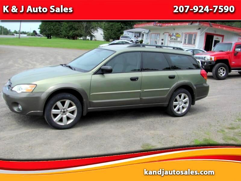 2007 Subaru Outback 2.5i Wagon