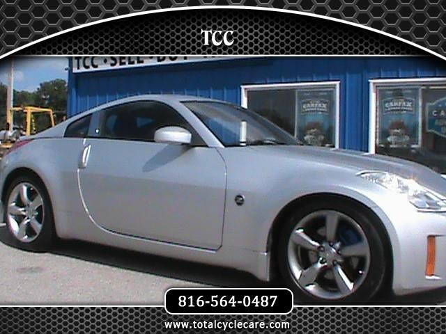 2008 Nissan 350Z Enthusiast Coupe