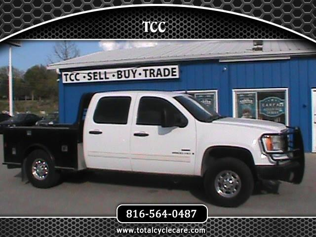 2009 GMC Sierra 2500HD SLE1 Crew Cab Long Box 4WD