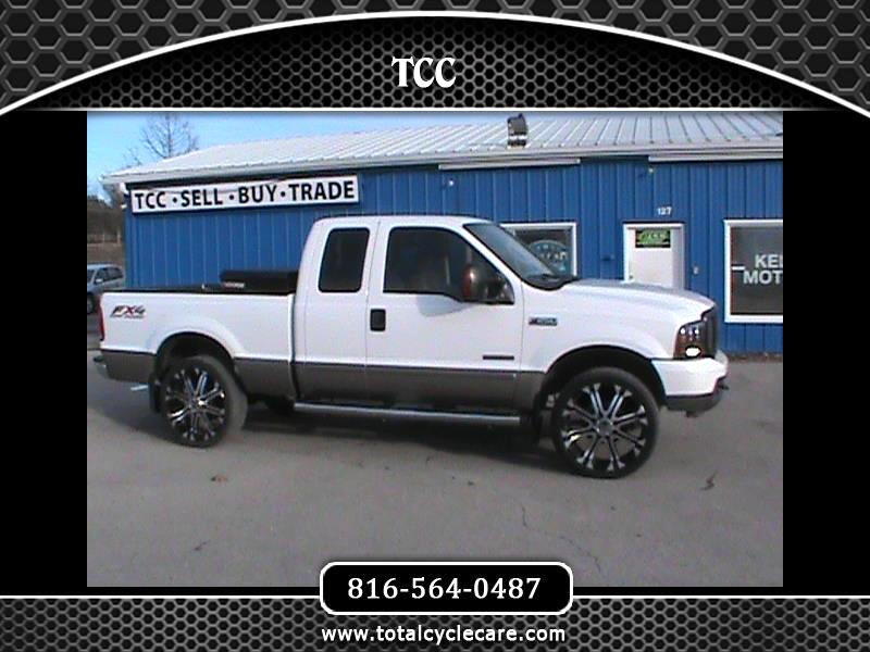 2004 Ford F-250 SD Lariat SuperCab 4WD