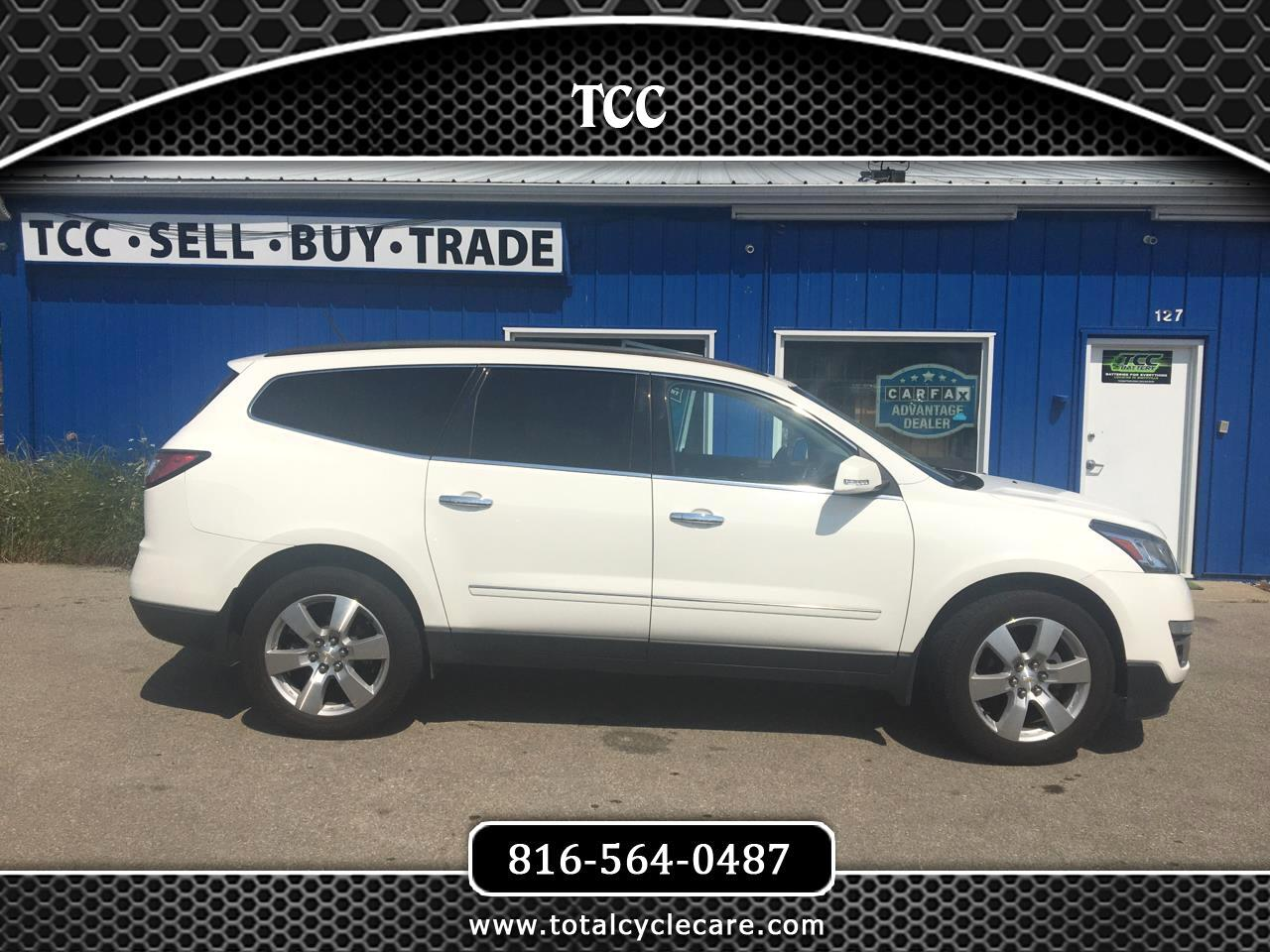 Chevrolet Traverse LTZ AWD 2015