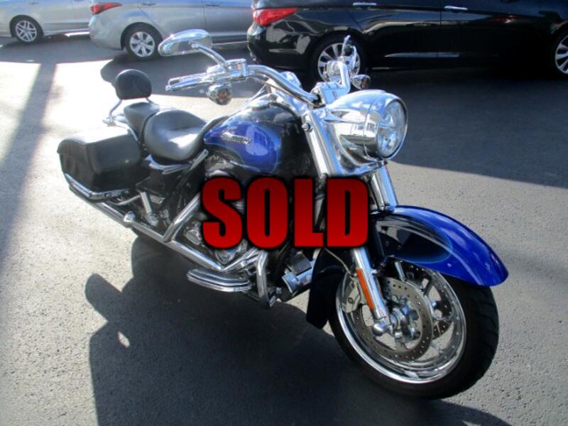 2008 Harley-Davidson FLHRSE