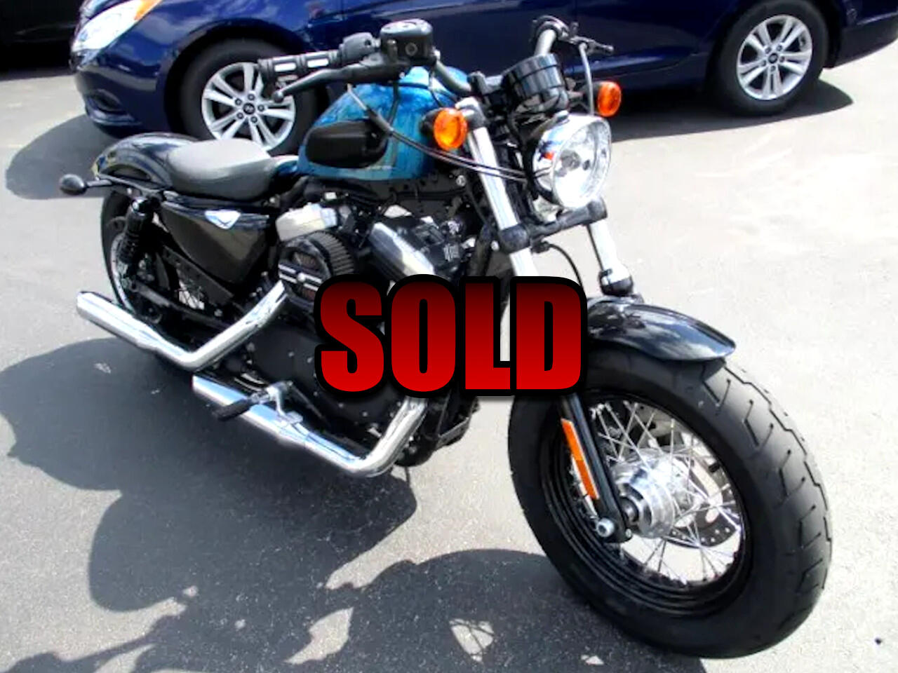 Harley-Davidson XL1200X  2015