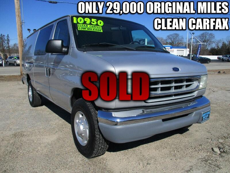 2002 Ford Econoline E350 Super Duty Extended