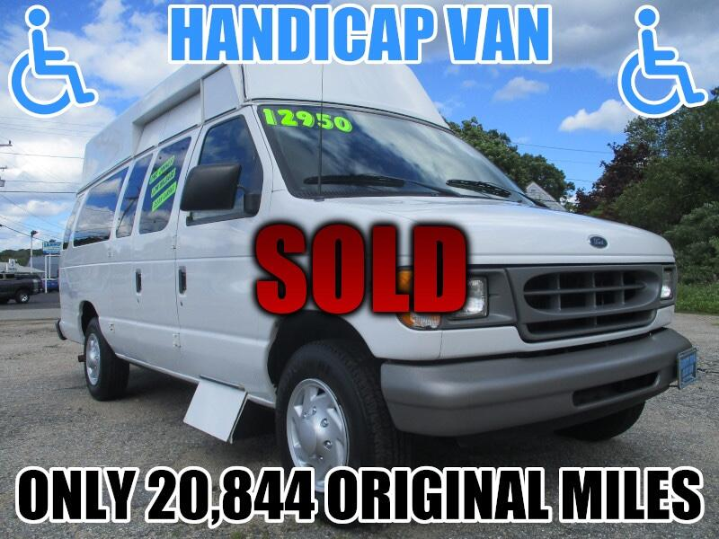 2000 Ford Econoline E250 Extended