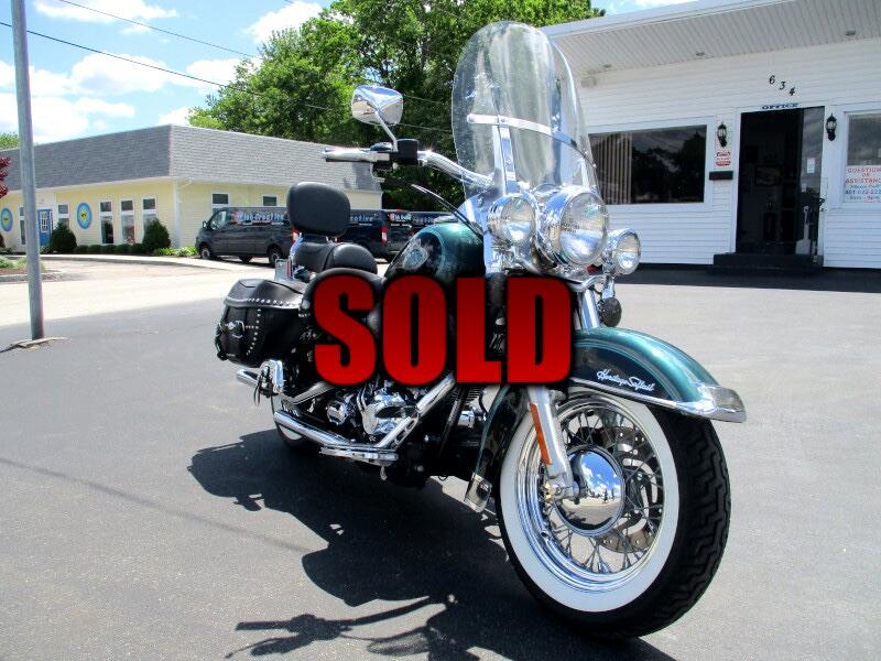 Harley-Davidson FLSTC  2000