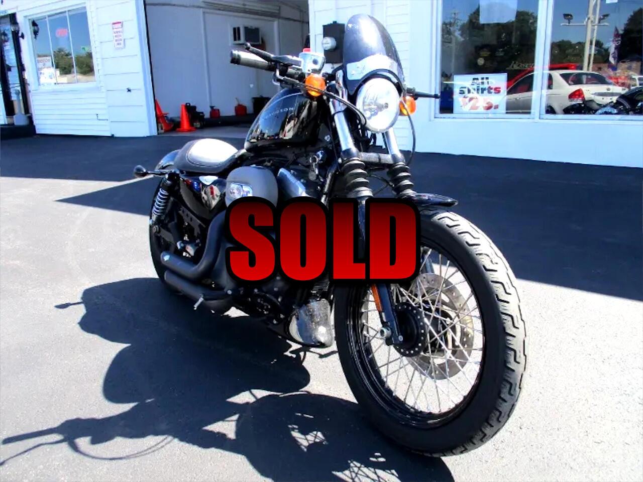 Harley-Davidson XL1200N  2009
