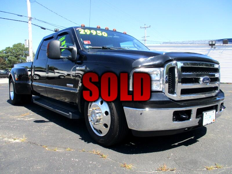 Ford F-350 SD XL Crew Cab Long Bed 2WD DRW 2006