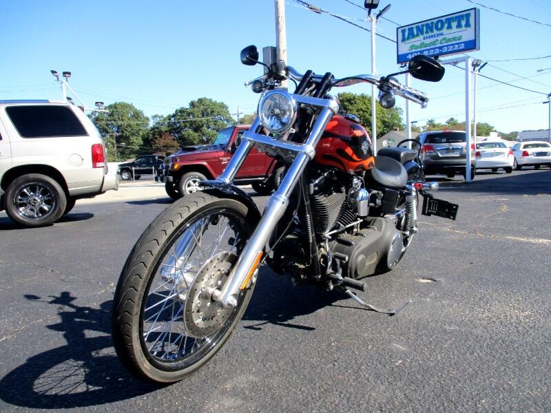 2010 Harley-Davidson FXDWG