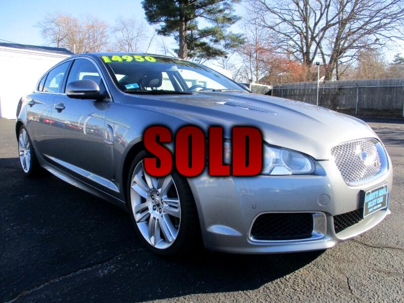 Jaguar XF-Series R 2010