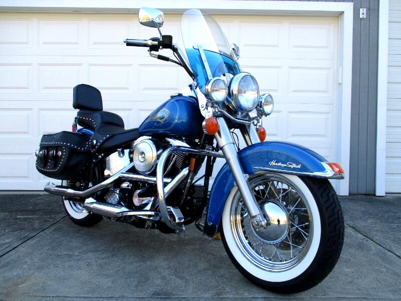 Harley-Davidson FLSTC  1997