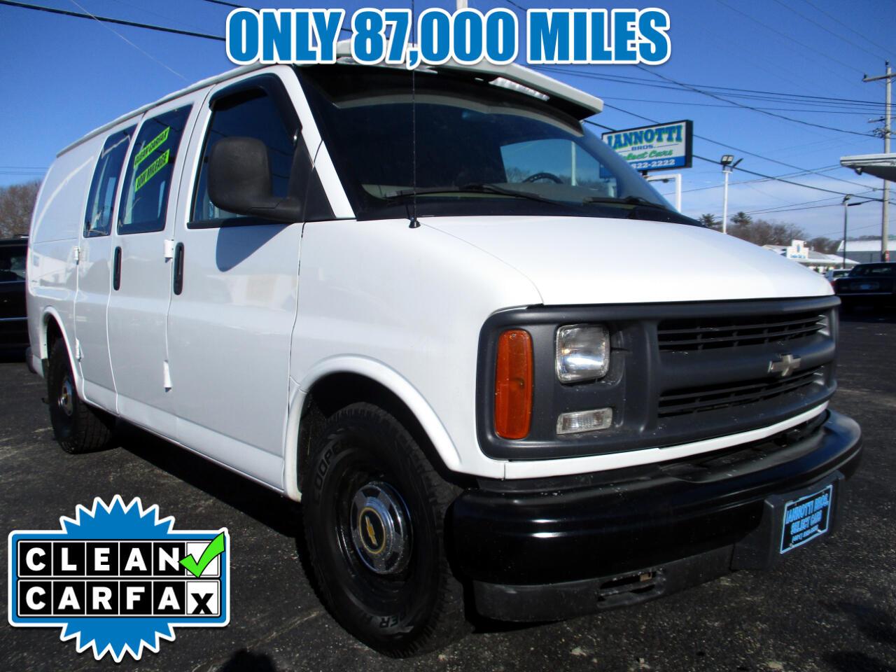 Chevrolet Express 1500 Cargo 2001