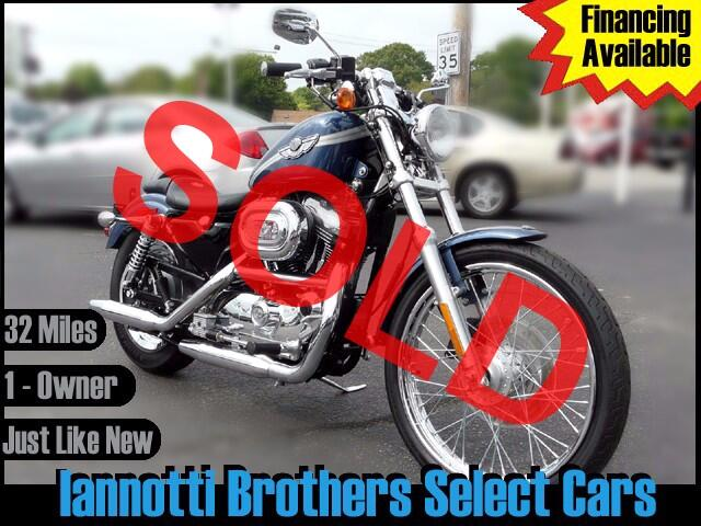 2003 Harley-Davidson Sportster 100th Anniversary  only 32 Miles