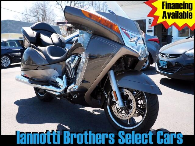 2012 Victory Vision 1-Owner only 2506 Miles Excellent Condition