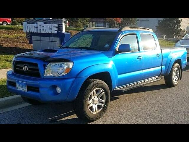 2007 Toyota Tacoma Double Cab Long Bed V6 Auto 4WD