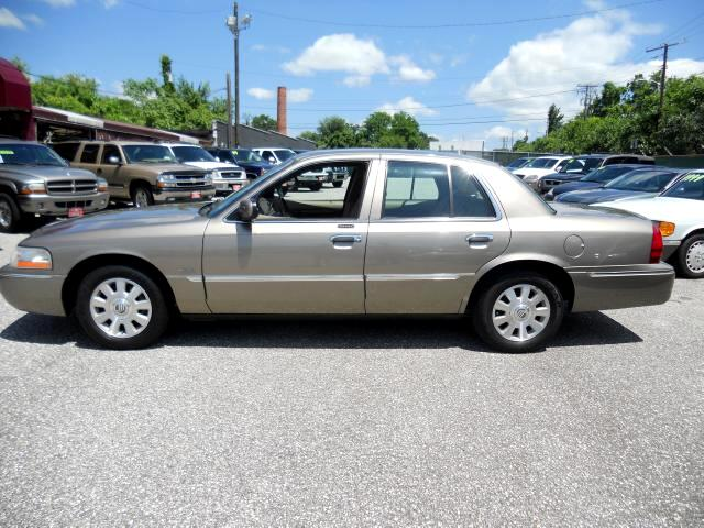 Mercury Grand Marquis LS Ultimate 2003