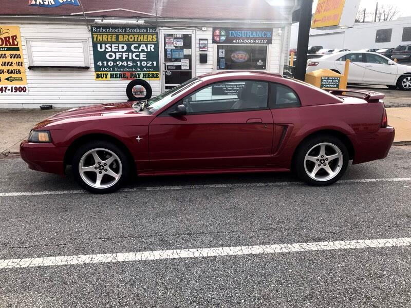 2003 Ford Mustang Premium Coupe