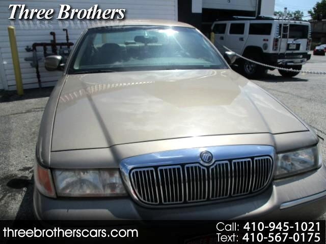 2001 Mercury Grand Marquis 4-Door