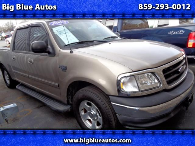 2003 Ford F-150 2WD SuperCrew 157