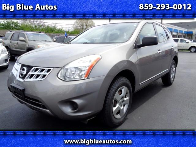 2011 Nissan Rogue S FWD Krom Edition