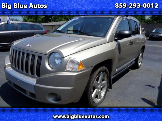 2009 Jeep Compass Limited 4WD