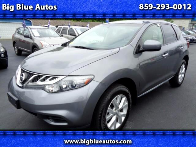 used 2014 nissan murano s for sale in lexington ky 40505 big blue autos. Black Bedroom Furniture Sets. Home Design Ideas
