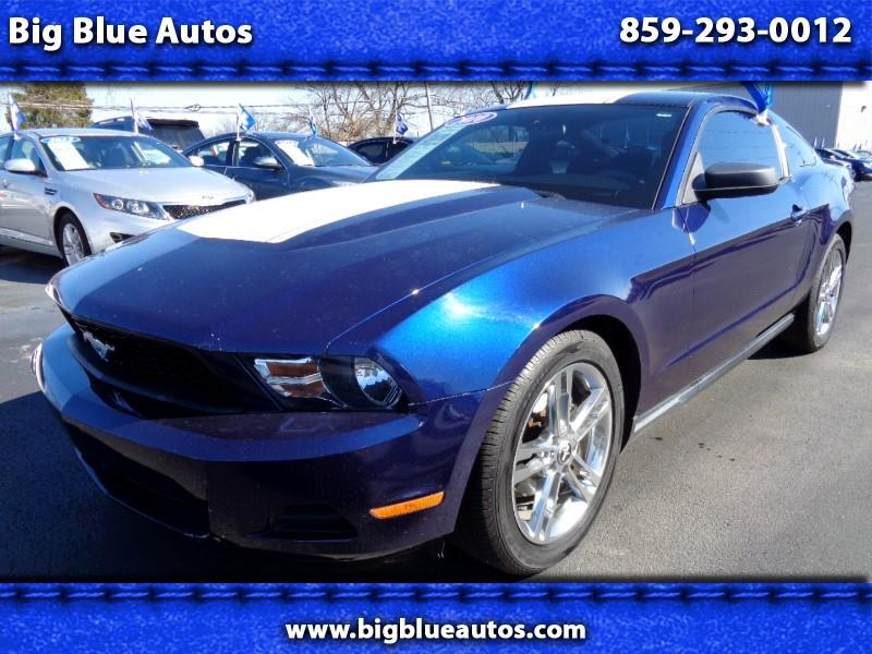 Used 2010 Ford Mustang V6 Coupe In Lexington Ky Near 40505