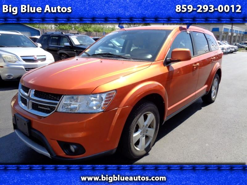 2011 Dodge Journey Mainstreet AWD