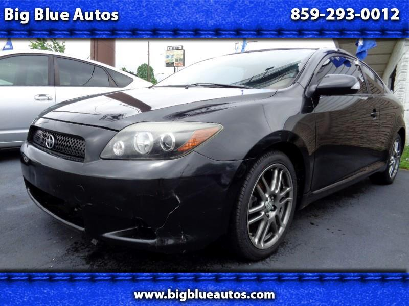 2010 Scion tC Sports Coupe 6-Spd MT