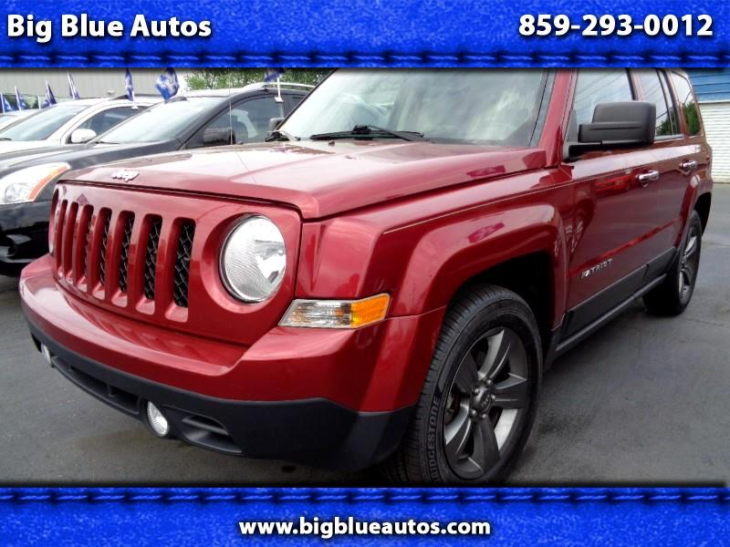 2014 Jeep Patriot High Altitude FWD