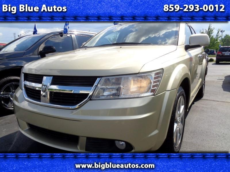 2010 Dodge Journey AWD 4dr Limited