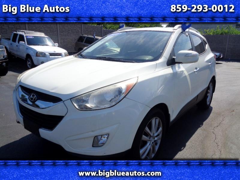 Hyundai Tucson Limited 2WD 2010