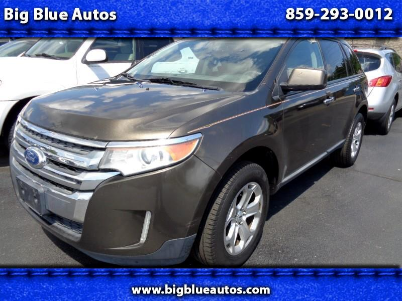 2011 Ford Edge SEL AWD
