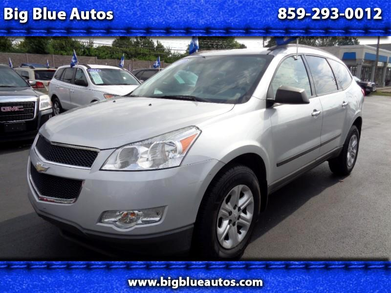 Chevrolet Traverse LS FWD 2012