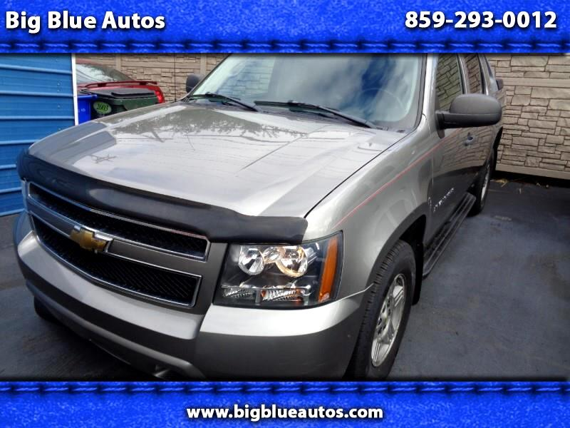 2007 Chevrolet Avalanche 4WD Crew Cab LS