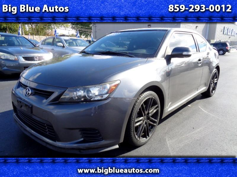 2012 Scion tC Sports Coupe 6-Spd AT
