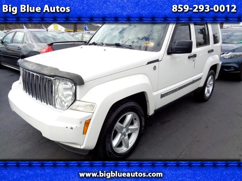 Jeep Liberty Limited 4WD 2010
