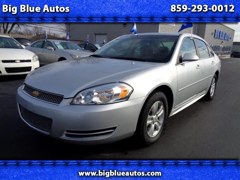 Chevrolet Impala Limited LS 2012