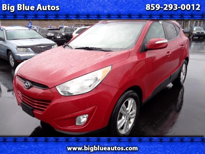 Hyundai Tucson Limited Auto AWD 2013
