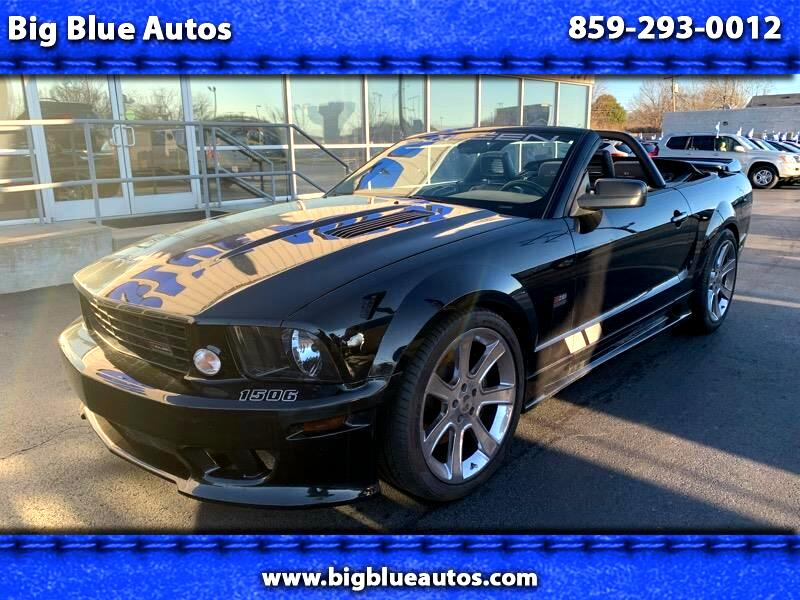 Ford Mustang S281 Saleen Convertible 2006