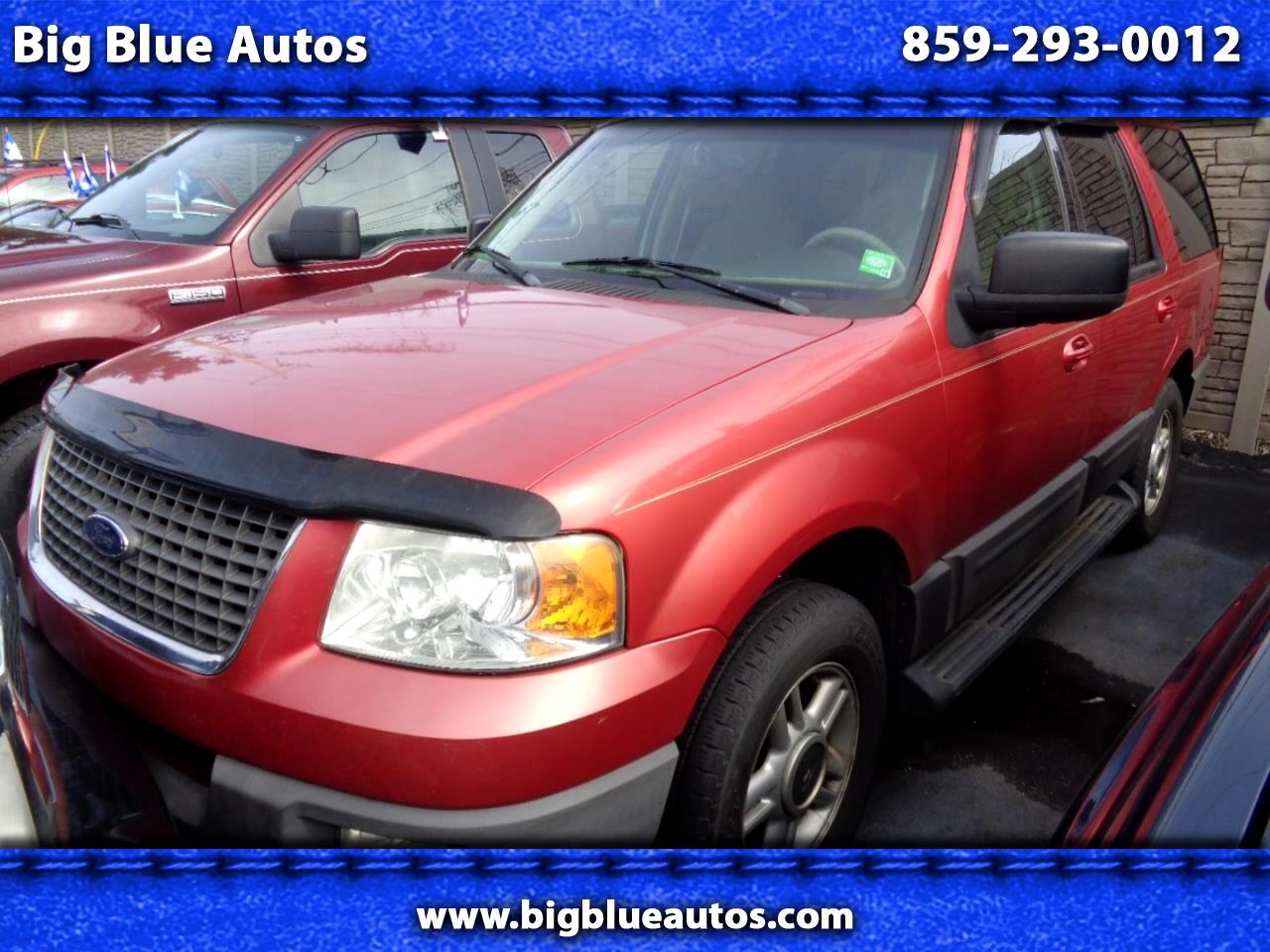 Ford Expedition 5.4L XLT FX4 Off-Road 4WD 2003