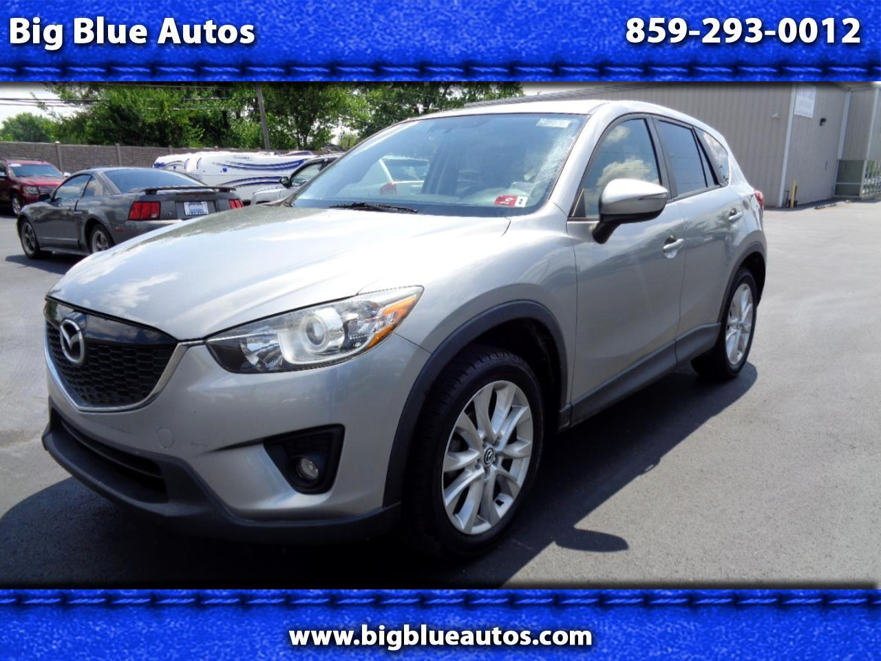 Mazda CX-5 AWD 4dr Auto Grand Touring 2015