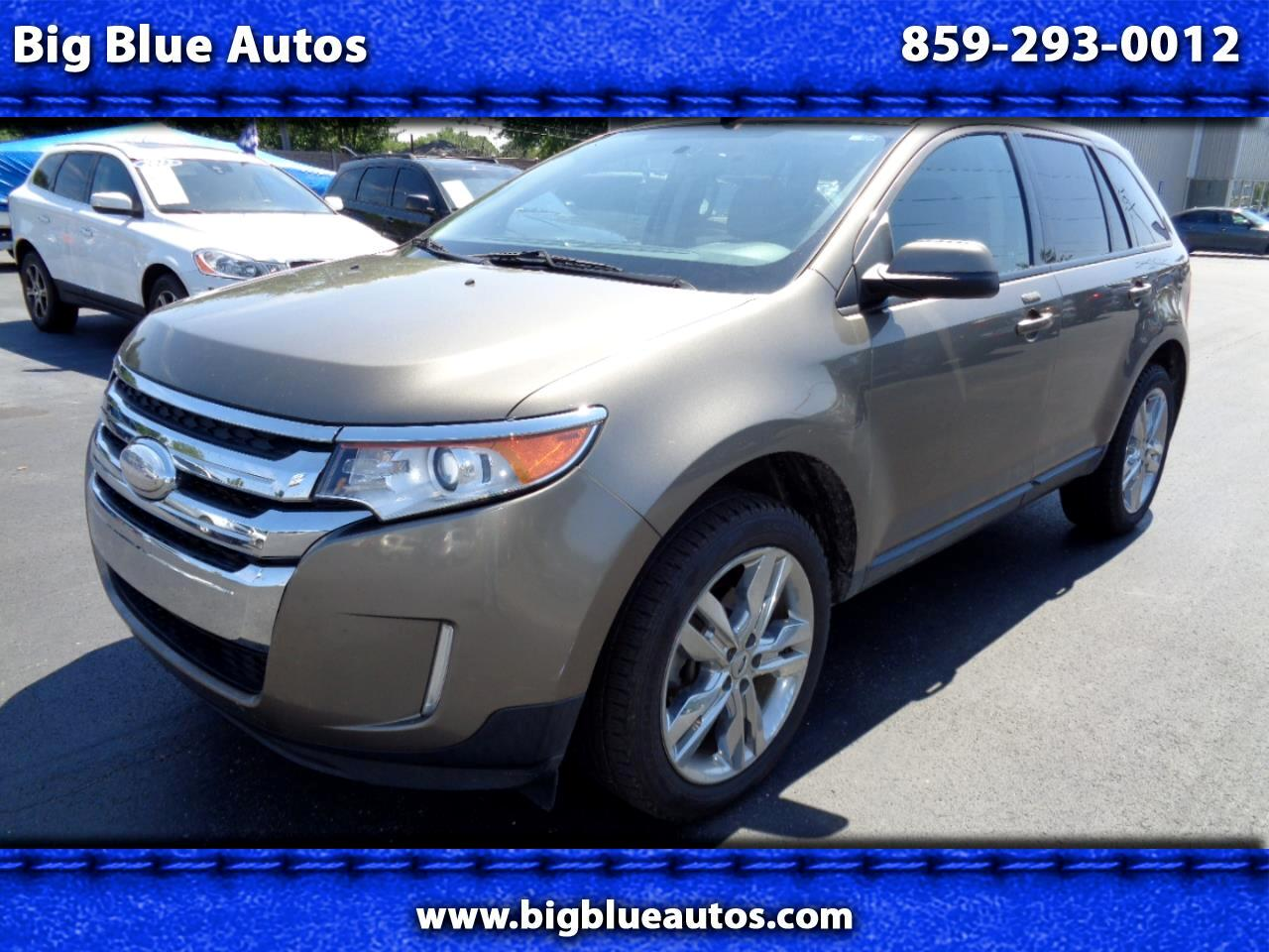 Ford Edge 4dr SEL FWD 2012