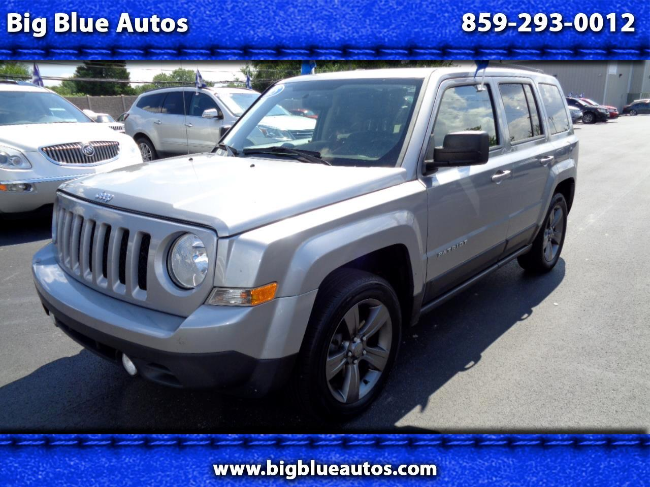 Jeep Patriot FWD 4dr High Altitude Edition 2015